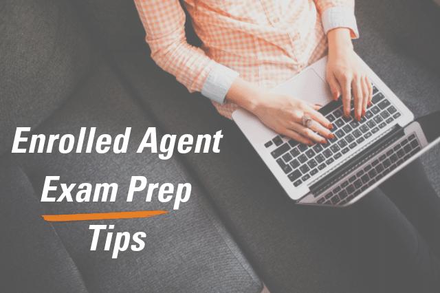 Enrolled Agent Exam Prep Tips