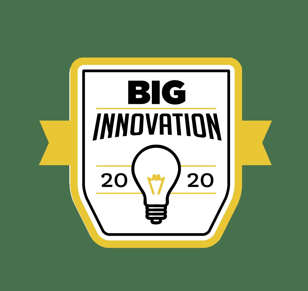 2020 BIG Innovation Award